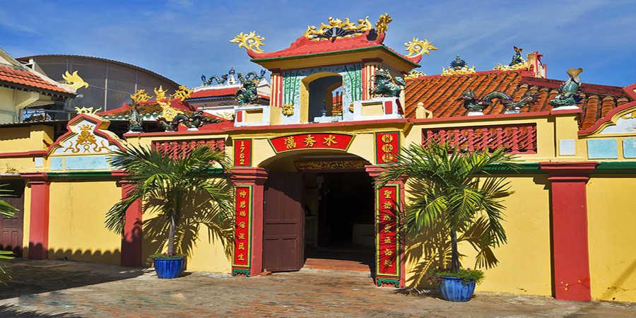 Bãi biển Mũi Né - Thiên đường nghỉ dưỡng