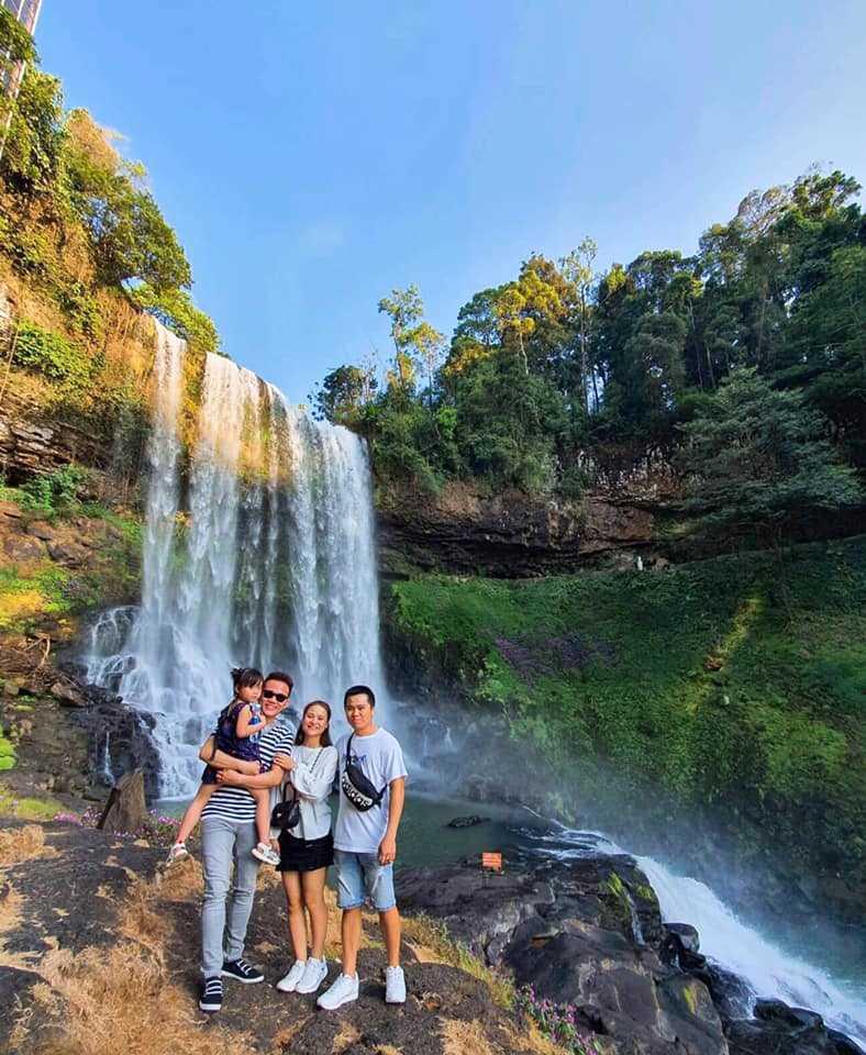 Khu du lịch Dambri - Huyền thoại con thác giữa tây nguyên