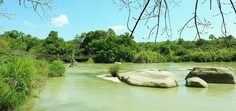 Khu du lịch Thác Mai - Bàu nước sôi
