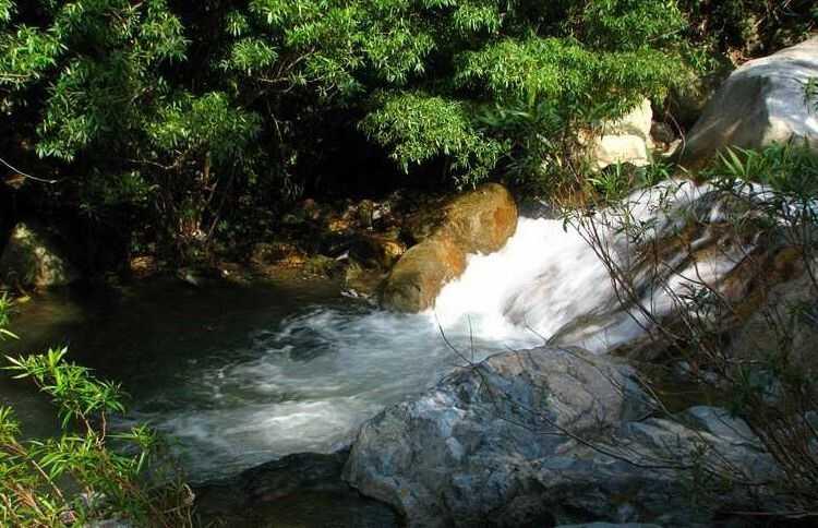 Thác Suối Reo - khu du lịch sinh thái mới của Đồng Nai