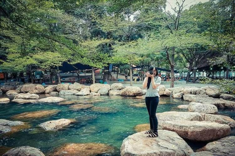 Khu du lịch sinh thái Thủy Châu ở đâu