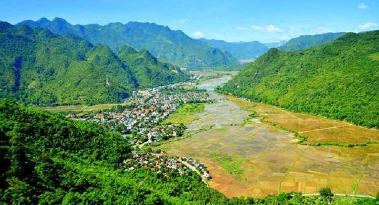 Khu du lịch Bản Lác Mai Châu - Bản hùng ca rừng núi