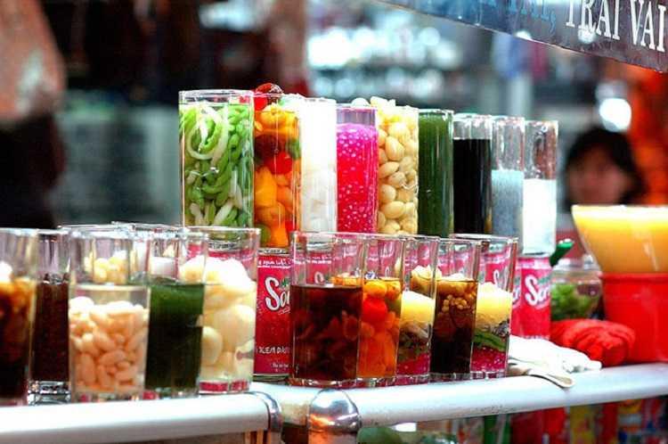 chè Chợ Đông Ba