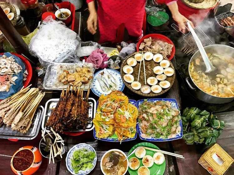 bánh Chợ Đông Ba