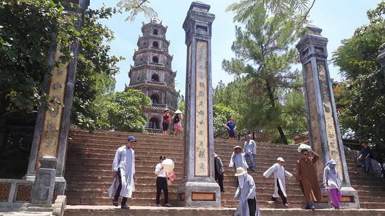 Chùa Thiên Mụ , bí ẩn ngôi chùa linh thiên