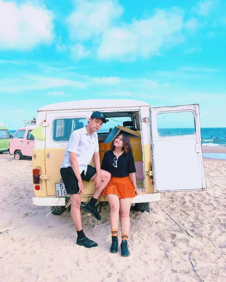 CoCo Beach Camp khu du lịch sinh thái biển Lagi của Bình Thuận