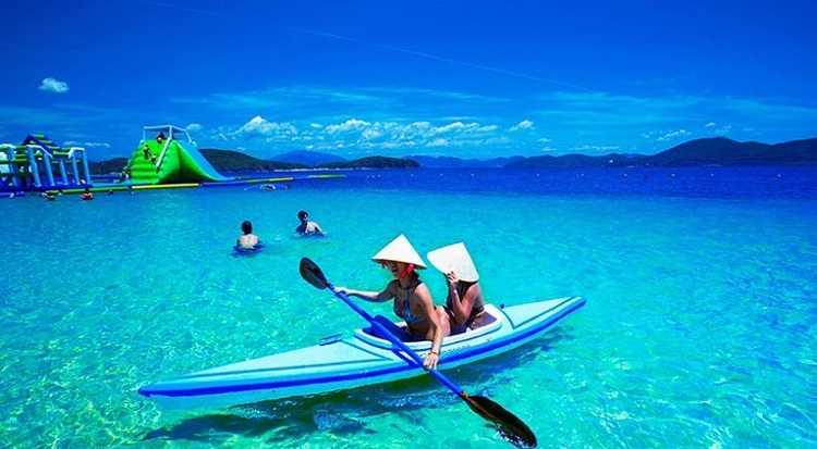 Du lịch Hòn Tằm Nha Trang bạn đã đi lần nào chưa?