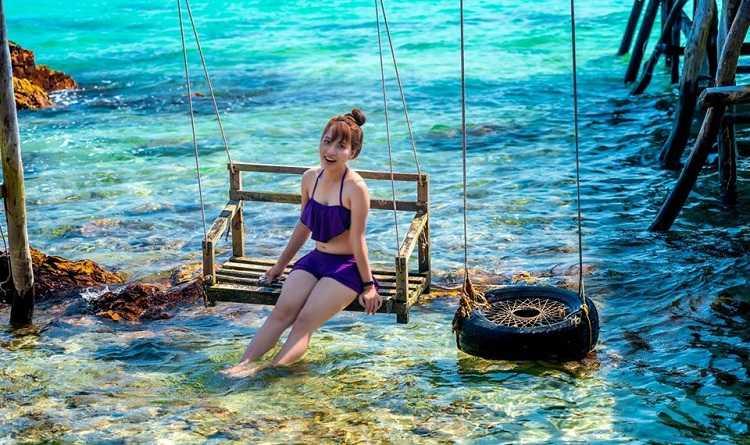 đi du lịch biển việt nam