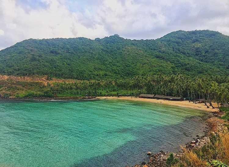 Khu du lịch Nam Du - Hòn đảo có tên Maldives