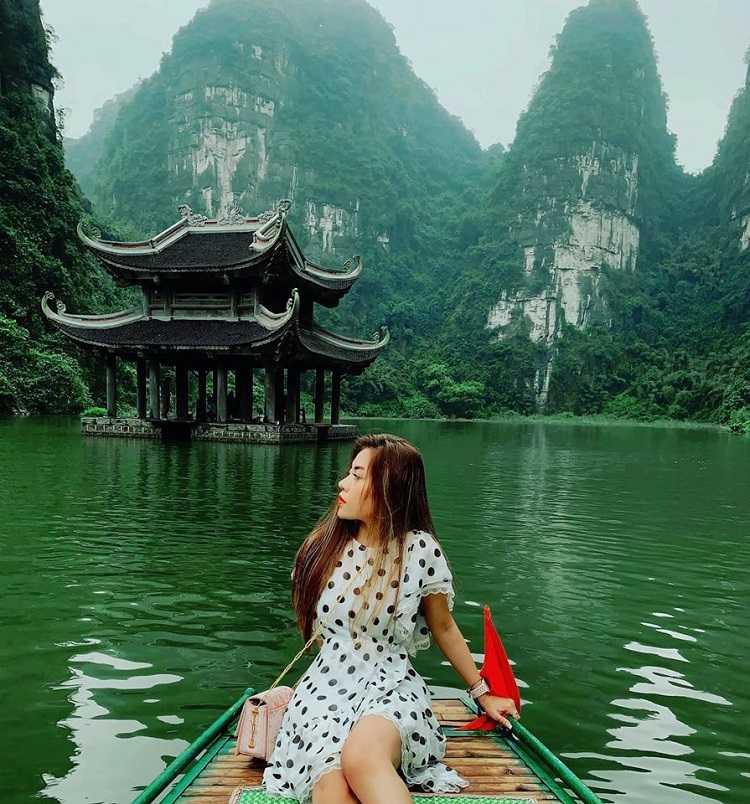 Khu du lịch Tràng An Ninh Bình nổi danh