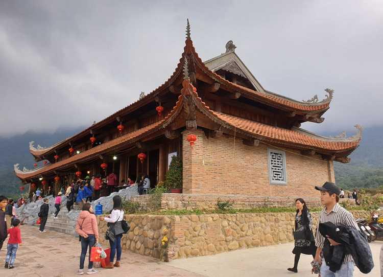 Tây Yên Tử Bắc Giang, di sản kỳ bí vùng đất thiêng