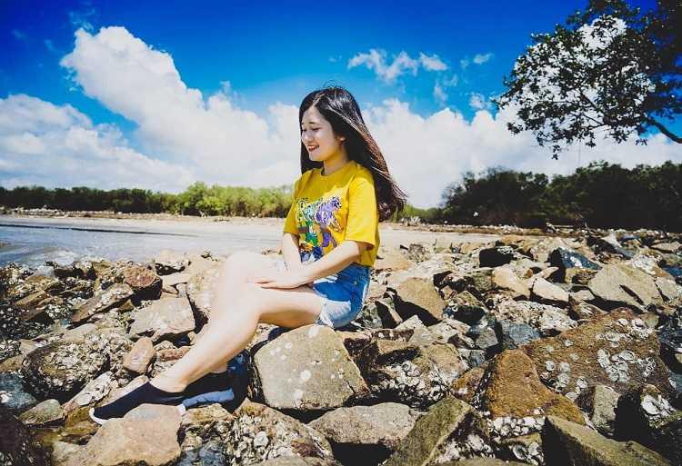 Biển Tân Thành Gò Công