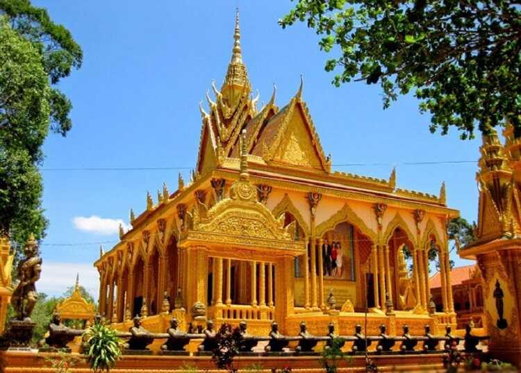 Chùa Dơi Sóc Trăng, chùa Mã Tộc của đồng bào dân tộc Khmer