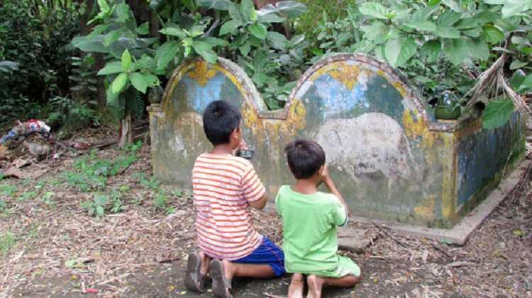 Chùa Dơi Sóc Trăng, chùa Mã Tộc