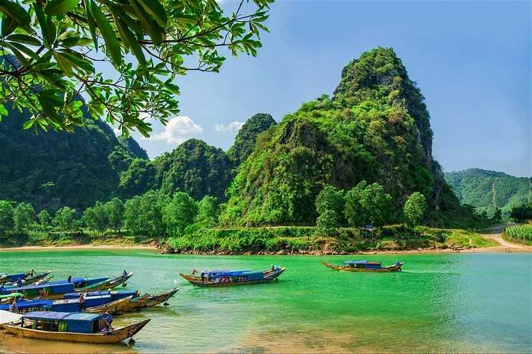 Động Phong Nha Kẻ Bàng, khu du lịch vườn quốc gia Quảng Bình