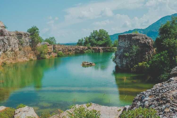 Tuyệt tình cốc An Giang, cảnh đẹp như tiên ở Hồ Tà Pạ Miên Tây