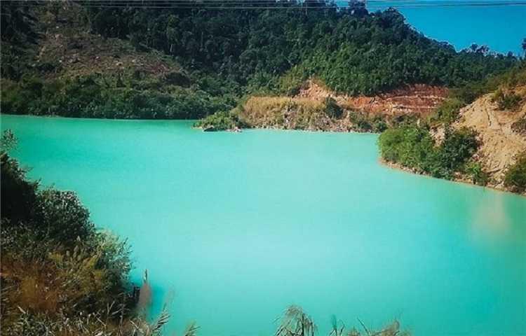 Tuyệt tình cốc Bảo Lộc, thiên đường chụp ảnh có tên là Hồ Tiên