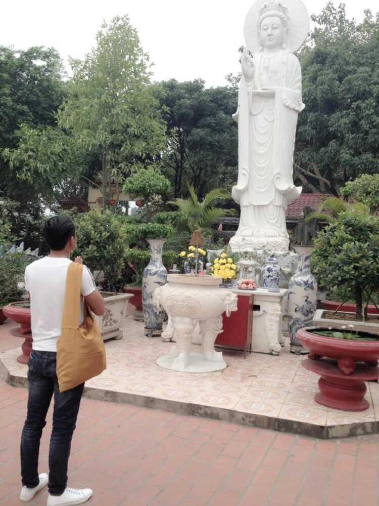 Chùa Non Nước Ninh Bình cổ kính