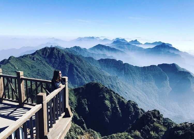 Cổng trời Sapa, nấc thang Ô Quy Hồ bước lên thiên đường trong mây