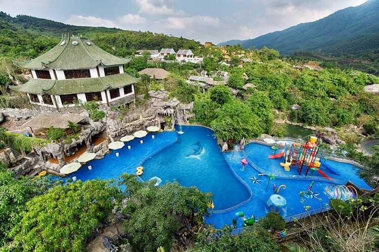 Núi Thần Tài, khu du lịch nhất định bạn phải ghé khi đến Đà Nẵng