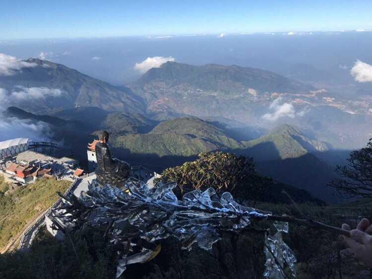 Phan Xi Păng (Fansipan), chinh phục đỉnh núi nóc nhà Đông Dương
