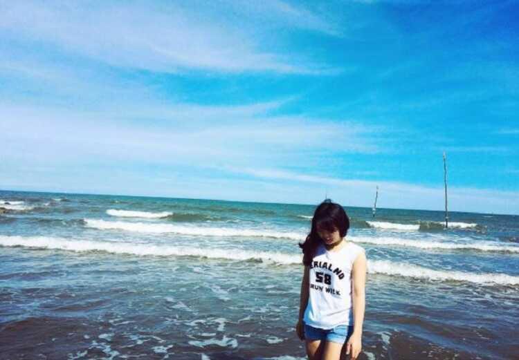 Bãi biển Quất Lâm, thiên đường nghỉ dưỡng ở Nam Định