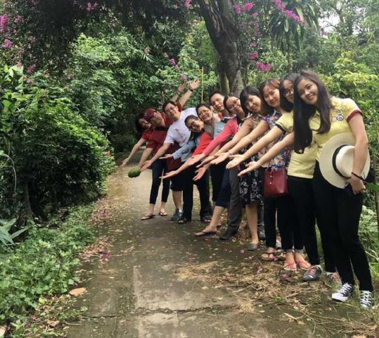 Cù Lao Tân Quy, vườn trái cây ở miền tây được bao bọc sông nước
