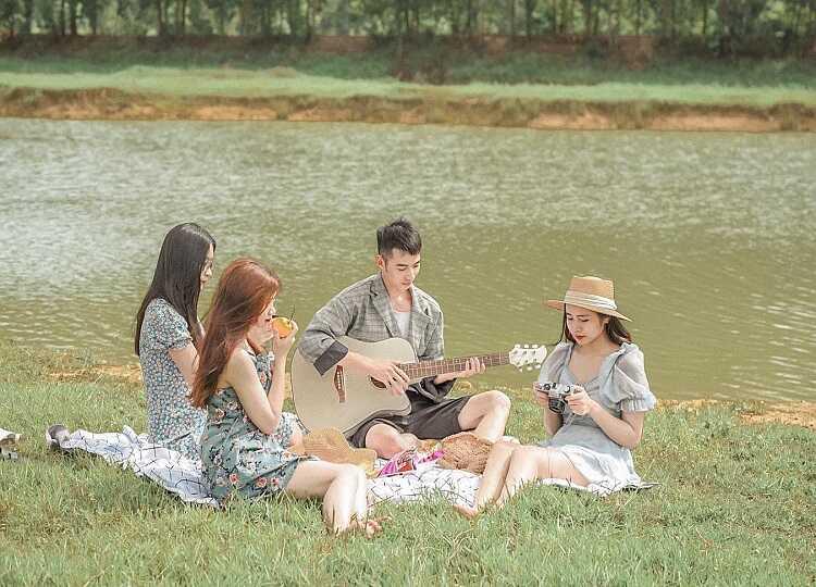 Đồng Cừu Gia Hưng Ninh Bình, điểm chụp hình check in siêu ảo mới