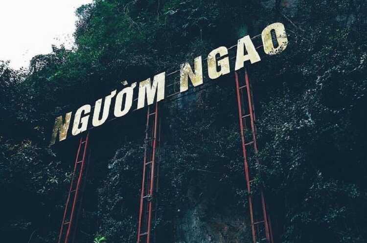 Động Ngườm Ngao tỉnh Cao Bằng, kỳ quan thiên nhiên tuyệt đẹp