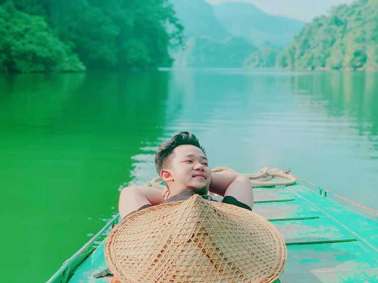 Hồ Ba Bể Bắc Kạn