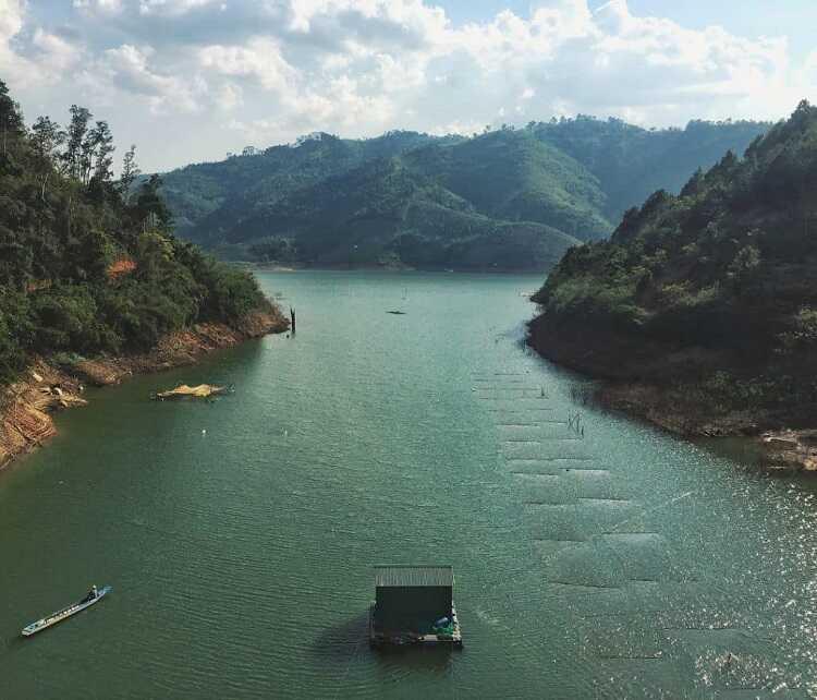Địa chỉ Hồ Tà Đùng nằm ở đâu?