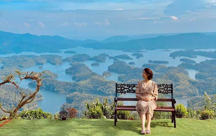 Thiên đường nghỉ dưỡng Hồ Tà Đùng