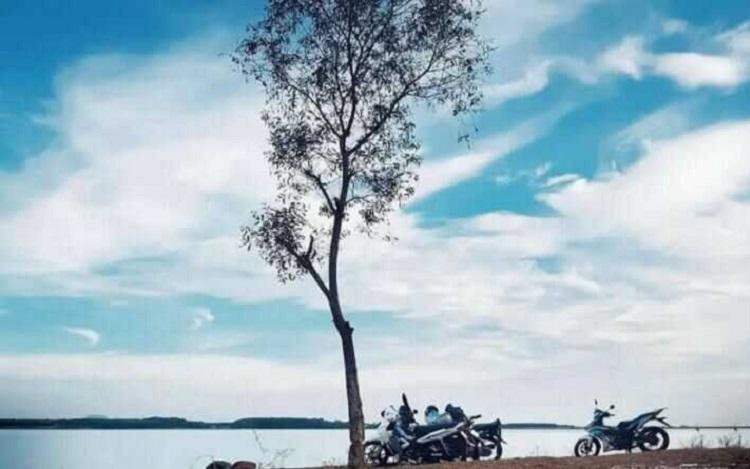Hồ Trị An nằm ở đâu?