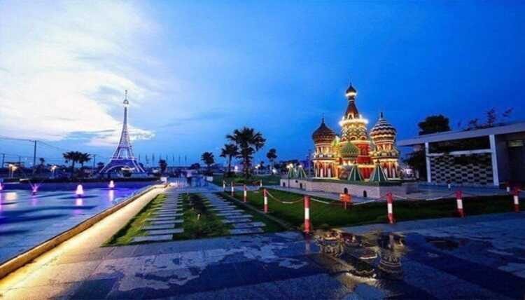 Khu du lịch Cát Tường Phú Sinh, công viên sinh thái của giới sống ảo