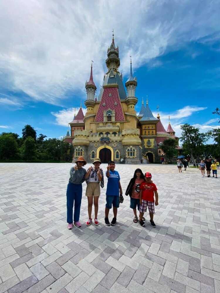 Vinwonders Phú Quốc một khu du lịch giải trí bom tấn Việt Nam