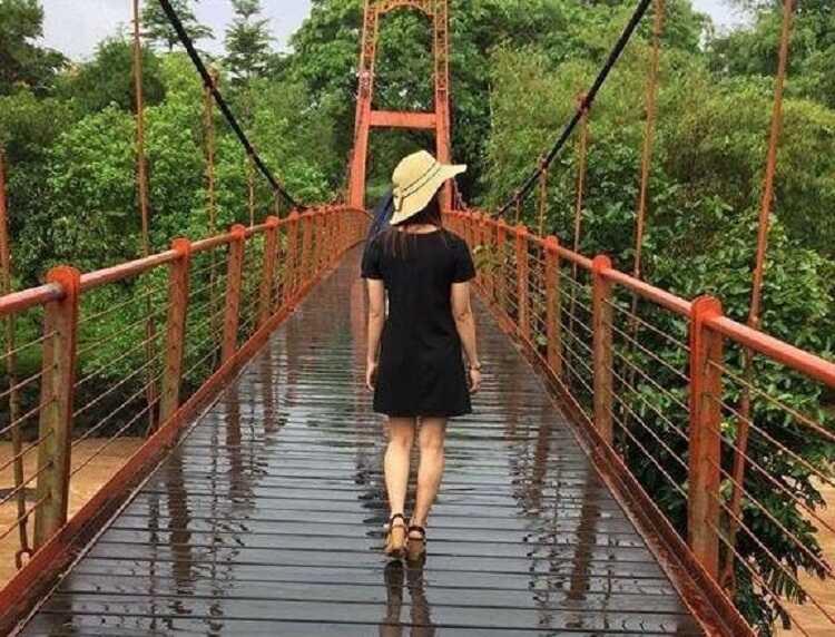 Thác Giang Điền, khu du lịch sinh thái với ngàn góc chụp sống ảo