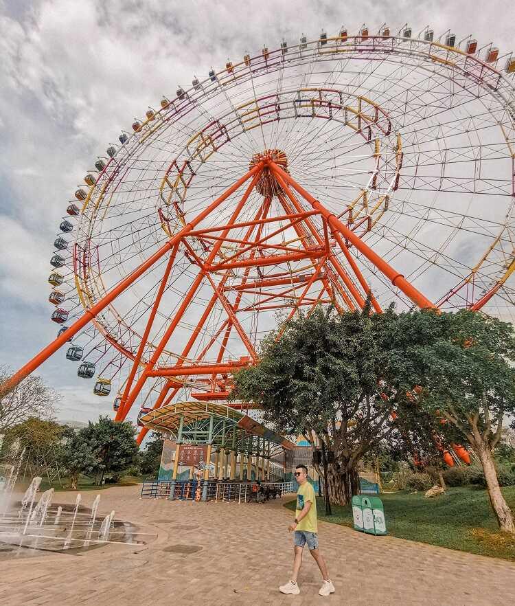 Bánh xe bầu trời (Sky Wheel)