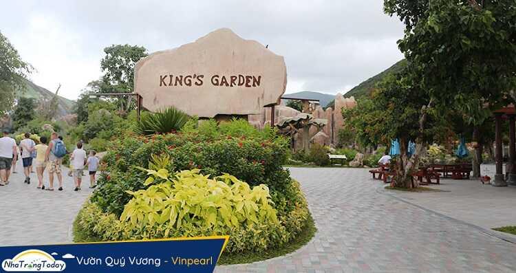 Vườn quý vương (King's Garden)