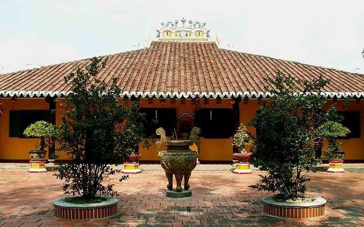 chùa Giác Lâm