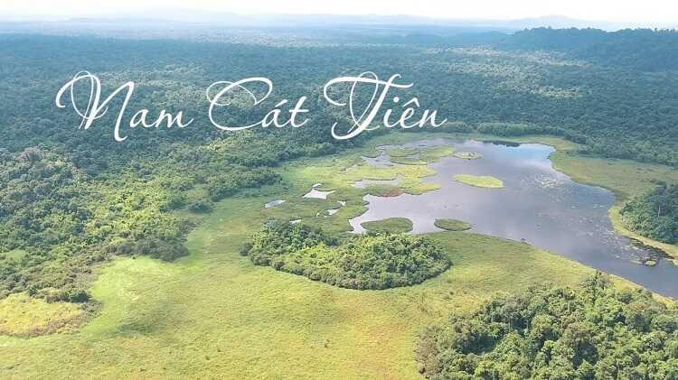 Khám phá rừng Nam Cát Tiên, nơi được gọi là vườn quốc gia bảo tồn thiên nhiên