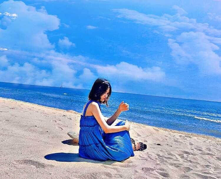 bãi biển Nhật Lệ