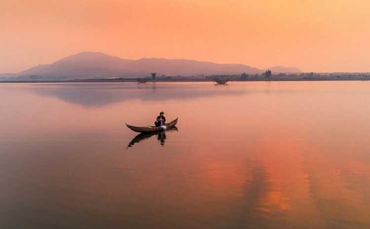 Biển Hồ Pleiku Gia Lai