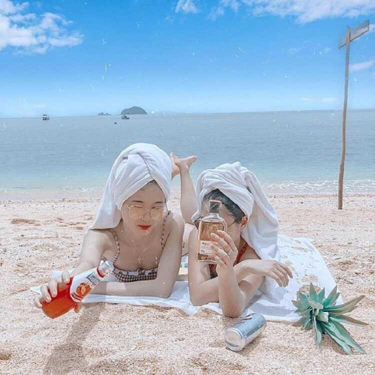 Đảo Cái Chiên Quảng Ninh